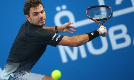 Wawrinka joins Nadal in Brisbane International