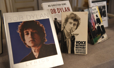 'Poetic expression' behind Bob Dylan's Literature award
