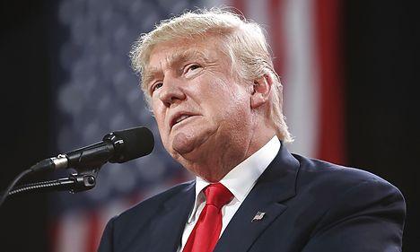 Danish anti-Trump campaigns target American voters