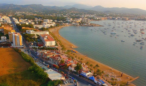 Two imams arrested in Ibiza resort over 'Isis support'