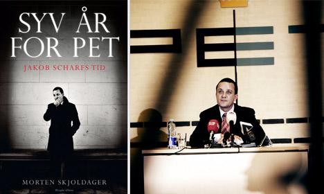Danish security agency blocks book on former director