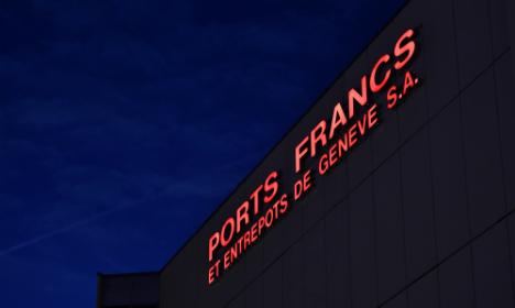 Jihadist loot at Swiss port? Geneva says no