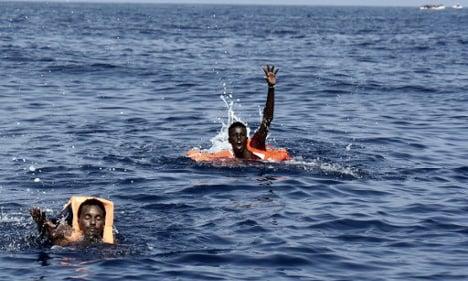 Italian coastguard: 1,400 migrants rescued off Libya on Thursday
