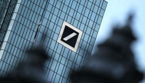 Deutsche Bank fine 'could threaten EU financial system'