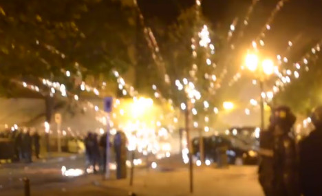 French police hurt in clashes with Corsican nationalists