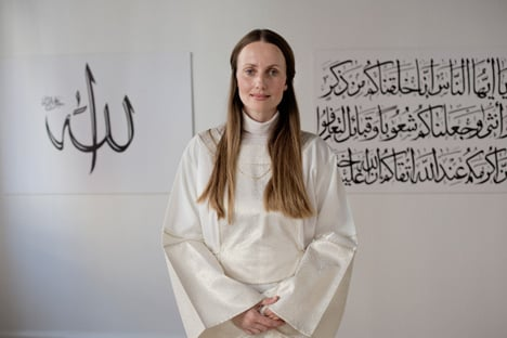 Denmark's feminist mosque founder challenges norms