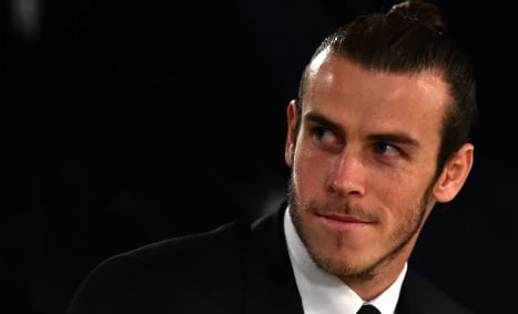 Gareth Bale signs new bumper deal with Real Madrid