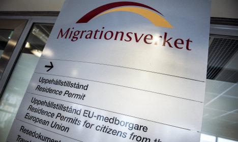 Sweden taking years to grant family members residency