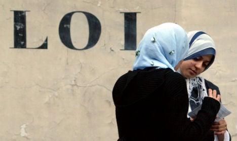 Muslim woman wins headscarf court battle