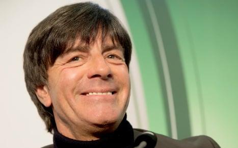 Football coach Löw extends Germany reign until 2020