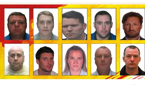 Hunt for ten most wanted Brit fugitives hiding out in Spain