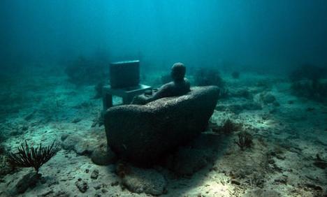 Underwater museum hopes to make a splash in Marseille