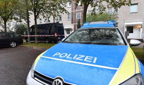 Isis suspect was radicalized in Germany, brother claims