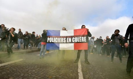 How France plans to help its stressed-out police force