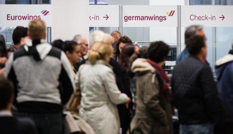 Eurowings strike to hit 40,000 passengers