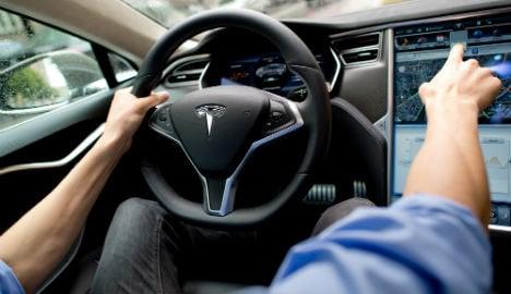 Germany probes Tesla autopilot system after crash