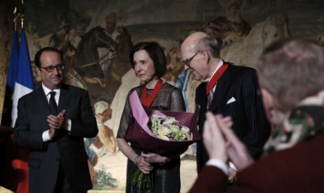 US couple donates huge art collection to Paris