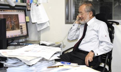 BLOG: Sweden's Nobel Prize in Medicine 2016