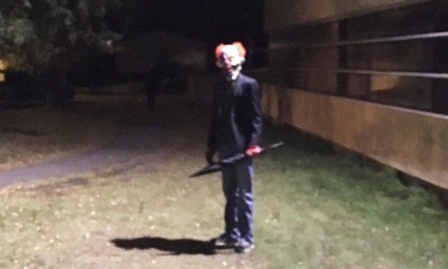 Creepy clown craze puts Norwegians on edge