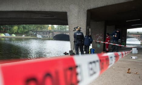 Germany investigates Isis link to Hamburg teen murder
