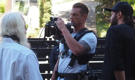 Video: How to be Joel Kinnaman for a day