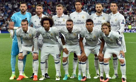 Real Madrid relaunch bid to revamp their stadium