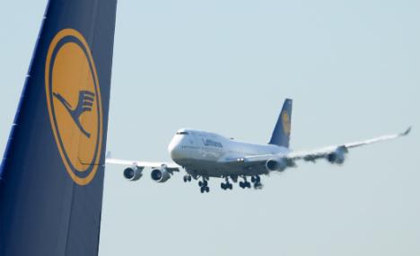Lufthansa plane emergency lands due to smoke in cockpit