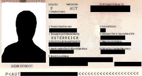 Austrian intersex person denied 'third gender' passport