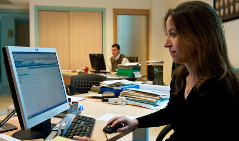 Women in Spain will 'work for free' from October 21st