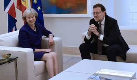 Rajoy's message to the Brits: 'Keep calm and carry on'