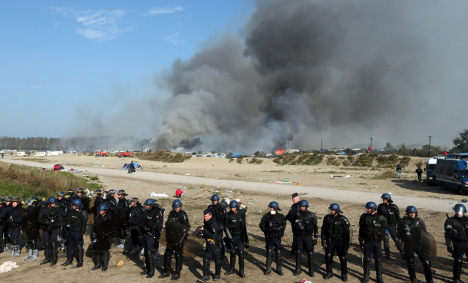 French claims that Jungle camp is empty are rubbished