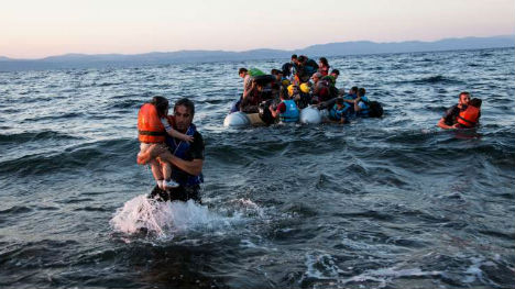 Up to 90 percent of failed asylum seekers 'not deported'