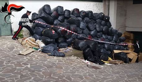 Police charge 69 for toxic waste dumping in Italy's 'Land of Fires'