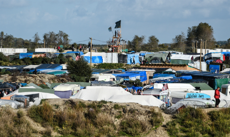 France to clear 'Jungle' migrant camp Monday