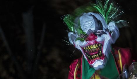 Politicians call for tough sentences for 'killer clowns'