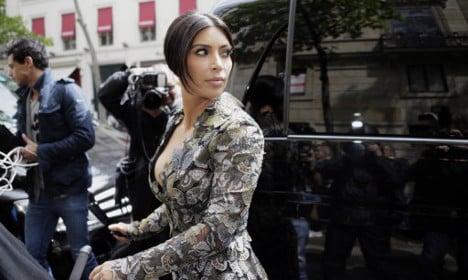 Kardashian files complaint in France over crime scene video
