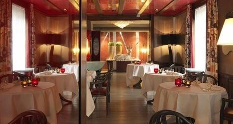 Zurich restaurateur named chef of the year
