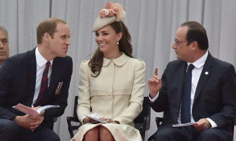 Six to go on trial in France over topless Kate photos