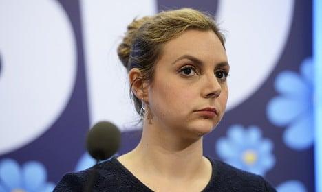Top Sweden Democrat goes on sick leave for burnout