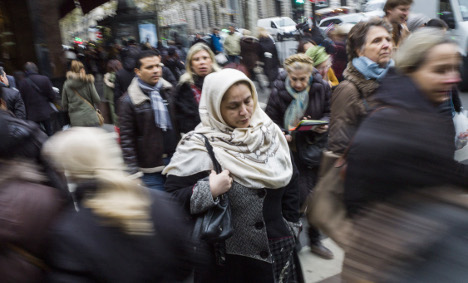 Ban the headscarf on French streets: Is Sarkozy serious?