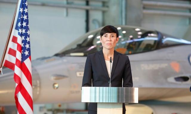 US establishing Marine 'base' in Norway: report