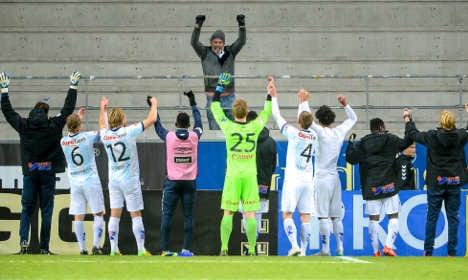 Swedish football diehard who went viral doesn't get the fuss
