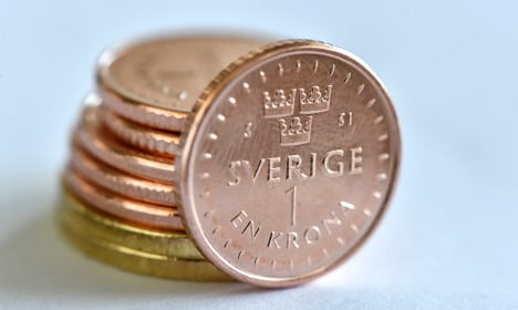 Sweden to keep record-low interest rate in 2017