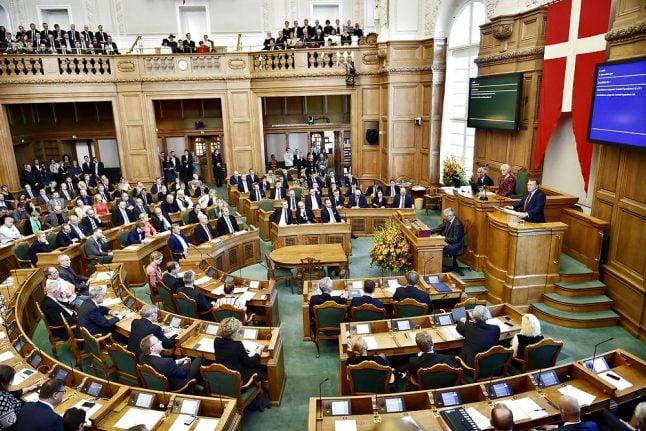 New Danish political season opens under cloud of doubt