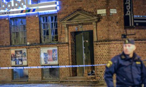 Malmö nightclub rocked by powerful explosion
