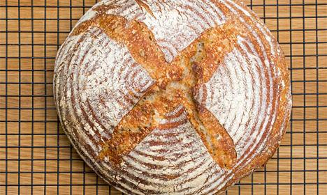 Recipe: How to make no-knead sourdough bread like a Swede