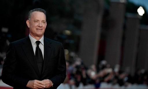 Tom Hanks calls Trump a 'self-involved gasbag' at Rome Film Fest