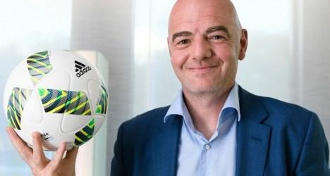 FIFA chief promises clean 2026 World Cup bid
