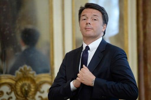 Renzi unveils 'budget full of good news for Italians'
