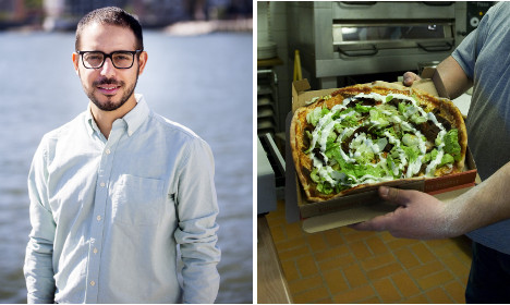 Could Sweden make New Year's Day kebab pizza day?